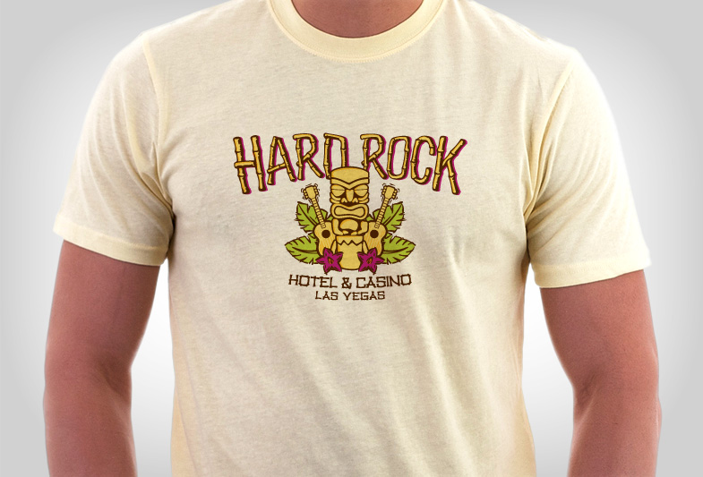 Hard Rock Hotel & Casino Tiki T-Shirt