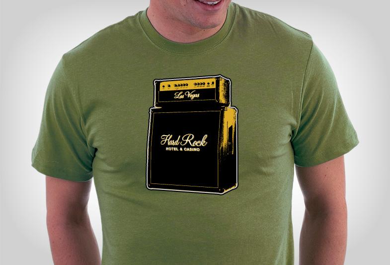 Hard Rock Hotel & Casino Marshall Stack T-Shirt