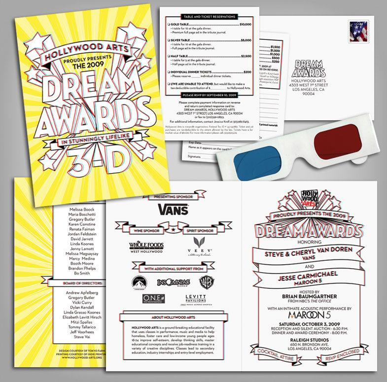 Hollywood Arts 2009 Dream Awards