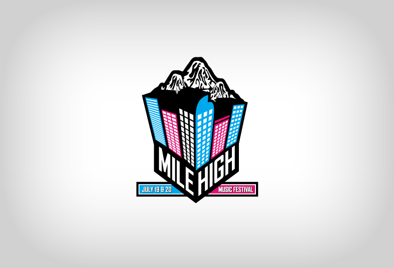Mile High Music Festival Logo